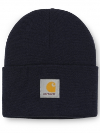 Carhartt WIP Acrylic Watch Hat Beanie (dark navy)
