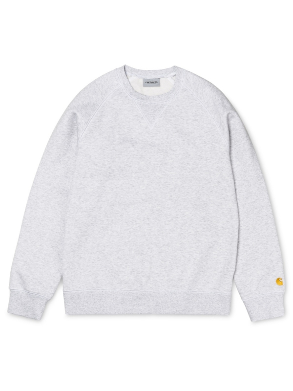 Carhartt WIP Chase Sweater (ash heather)