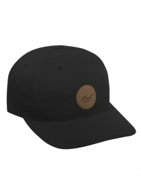 Reell Curved Cap (black)