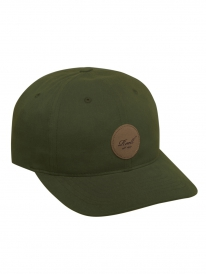 Reell Curved Cap (olive)