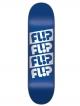Flip Quattro Odyssey Deck 8.0 Inch (blue)