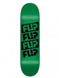 Flip Quattro Odyssey Deck 8.25 Inch (green)