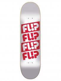 Flip Quattro Odyssey Deck 8.25 Inch (white)