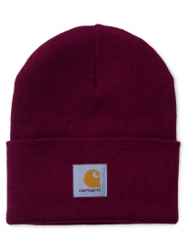 Carhartt WIP Acrylic Watch Hat Beanie (mulberry)