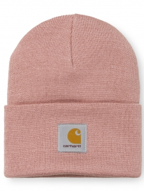 Carhartt WIP Acrylic Watch Hat Beanie (soft rose)