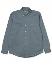 Carhartt WIP Madison Hemd (loden/wax)