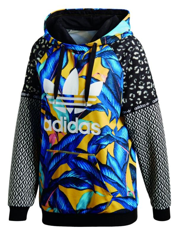 Adidas Hoody Hoodie (multicolor)