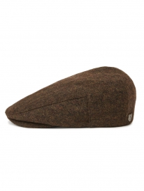 Brixton Hooligan Schieber (dark brown)