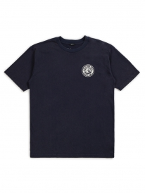 Brixton Rival II T-Shirt (navy/white)