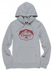 Element Journey Hoodie (grey heather)