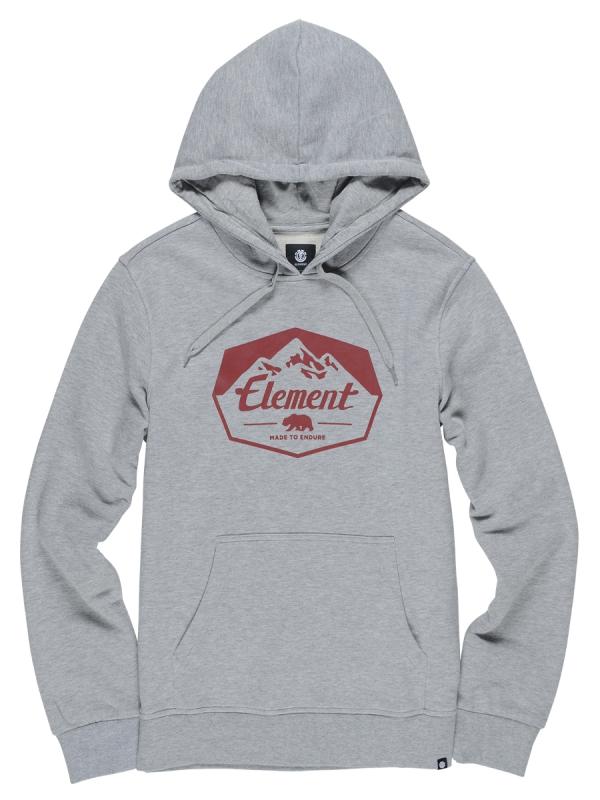 Element Journey Hoodie (grey heather)