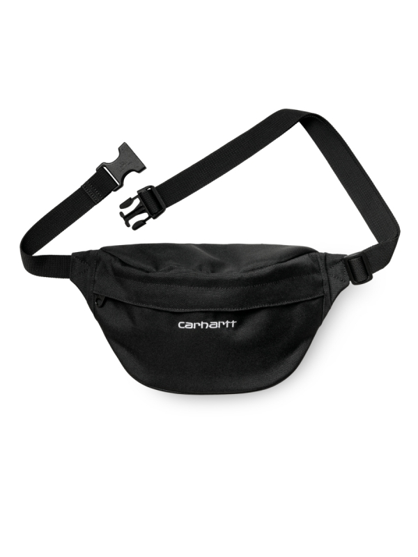 Carhartt WIP Payton Hip Bag (black/white)