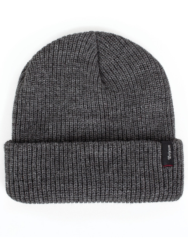 Brixton Heist Beanie (heather grey)