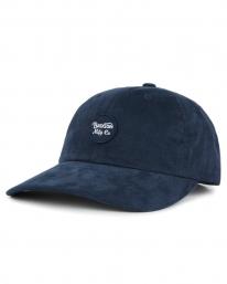 Brixton Wheeler Cap (navy/navy)
