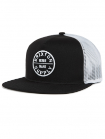 Brixton Oath 3 Mesh Cap (black)