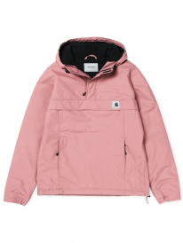 Carhartt WIP W Nimbus Pullover Winter Windbreaker (soft rose)