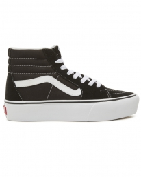 Vans Sk8-Hi Platform 2 (black/true white)