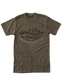 Hippytree Discovery T-Shirt (heather brown)