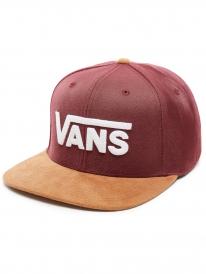 Vans Drop V II Cap (port royale/rubber)