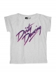 Dedicated X Dirty Dancing Visby Dirty Dancing Logo T-Shirt (grey melange)