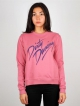 Dedicated X Dirty Dancing Ystad Dirty Dancing Logo Sweater (heather rose)