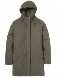 Cleptomanicx Greta 2 Winter Jacke (dusty olive)