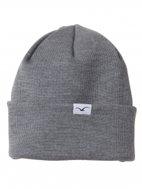 Cleptomanicx Wind Beanie (heather gray)