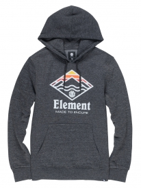 Element Layer Hoodie (charcoal heather)
