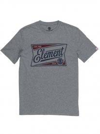 Element Wedge T-Shirt (grey heather)