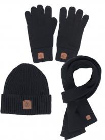 Element Wolfeboro Knit Pack (Handschuhe, Schal, Mütze)