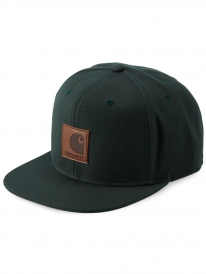 Carhartt WIP Logo Cap (chrome green)