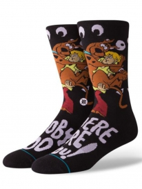 Stance Where are you Socken (black)