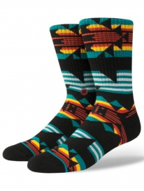 Stance Cedergreen Socken (black)