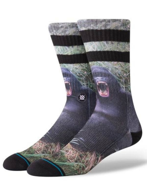 Stance Gorilla Socken (black)