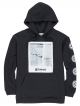 Element X Polaroid Originals Instant Hoodie (flint black)