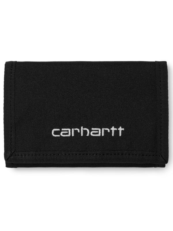 Carhartt WIP Payton Wallet (black/white)