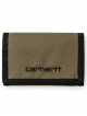 Carhartt WIP Payton Wallet (brass/black)