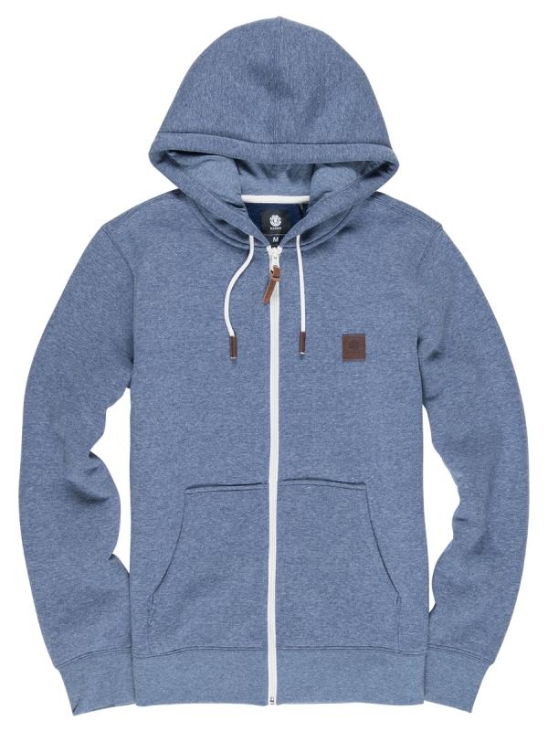 Element Heavy Zipper (midnight blue heather)