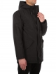 Iriedaily Nilas Coat Parka (black)