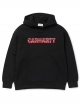 Carhartt WIP W Hearts Sweat Hoodie (black)
