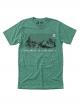 Hippytree Necessity T-Shirt (heather green)