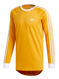 Adidas California 2.0 Longsleeve (tactical yellow/white)
