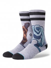 Stance Big Vs Yeti Socken (grey)