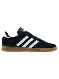 Adidas Busenitz J (core black/white/gold metallic)