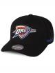 Mitchell & Ness Oklahoma Thunder 110 Curved Eazy Cap (black)