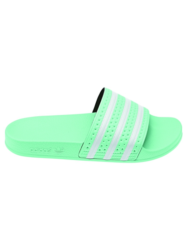 Adidas Adilette W Slipper (clear mint/clear mint/white)