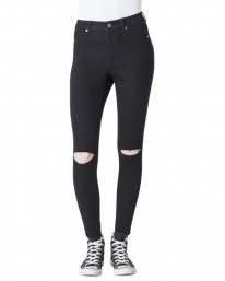 Cheap Monday High Spray Jeans (cut black)