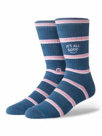 Stance All Good Socken (blue)