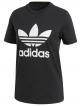 Adidas Trefoil T-Shirt (black/white)