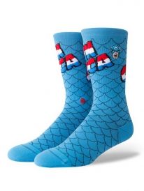Stance Captain America Socken (blue)